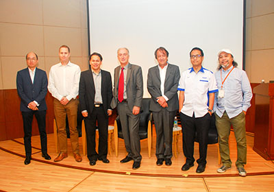 CCP Co-Hosts Online Development Conference in Malaysia