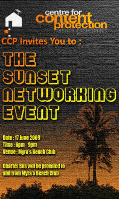 The Sunset Networking Event