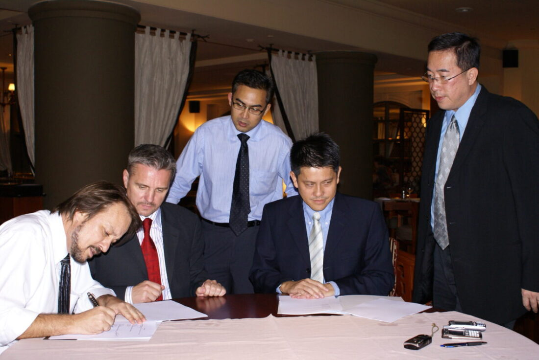 MoU Signals Singapore Keen on Content Protection Collaborations at Home and Abroad