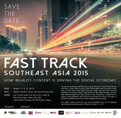 Fast Track Southeast Asia 2015