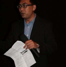 CCP Managing Director Moderates Panel Discussion for Short Films