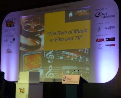 Conclusion of CCP's Music Conference at the Asia TV Forum